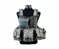 Разгрузочный жилет Military Force Recon Tactical (600D) VT0010 ACU