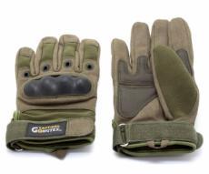 Перчатки тактические Gongtex полноразмерные (хаки)