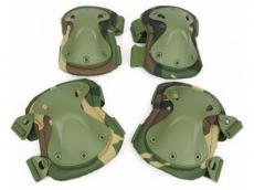 Наколенники+налокотники X-SWAT Green
