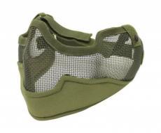 Маска защитная с ушами Green (KV19-009G)