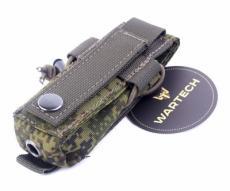 Подсумок Wartech MP-111 под пистолетный магазин (русская цифра)