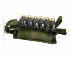 Подсумок Wartech MP-115 для 12 калибра, липучка (A-tacs FG)