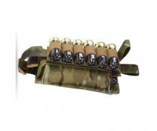 Подсумок Wartech MP-115 для 12 калибра, липучка (multicam)
