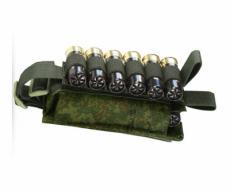 Подсумок Wartech MP-115 для 12 калибра, липучка (русская цифра)
