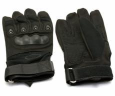 Перчатки тактические Oval (черные)