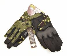 Перчатки Mechanix M-Pact Camouflage Green (P24-0207)