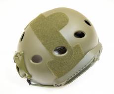 Шлем-каска для страйкбола Tactical Helmet Green