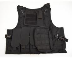 Разгрузочный жилет P24 Black (P24-0612)