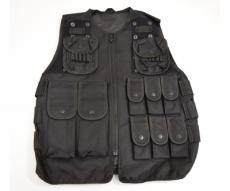 Полицейский жилет P24 Black №1 (P24-0616)