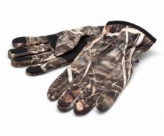 Перчатки охотничьи Стикхант демисезонные (осенний лес)