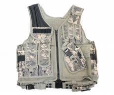 Разгрузочный жилет UTG Leapers тактический, Digital (PVC-V547RT)