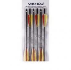 Набор стрел для арбалета Yarrow 16
