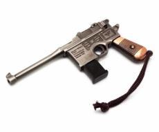 Брелок Microgun M пистолет Mauser C96