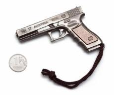 Брелок Microgun M пистолет Glock 17