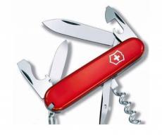 Нож складной Victorinox Tourist 0.3603 (84 мм, красный)