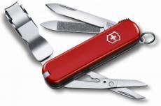 Нож-брелок Victorinox SwissLite 0.6228 (58 мм, красный)