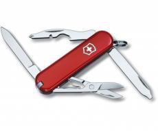 Нож-брелок Victorinox Rambler 0.6363 (58 мм, красный)