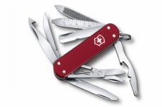 Нож-брелок Victorinox MiniChamp Alox 0.6381.20 (58 мм, красный)