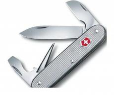 Нож складной Victorinox Electrician 0.8120.26 (93 мм, серебристый)