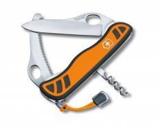Нож складной Victorinox Hunter XS 0.8331.MС9 (111 мм, оранжевый с черным)