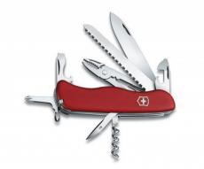 Нож складной Victorinox Atlas 0.9033 (111 мм, красный)