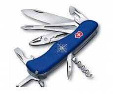 Нож складной Victorinox Skipper 0.9093.2W (111 мм, синий)