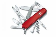 Нож складной Victorinox Mountaineer 1.3743 (91 мм, красный)