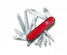 Нож складной Victorinox Ranger 1.3763 (91 мм, красный)