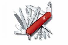 Нож складной Victorinox Handyman 1.3773 (91 мм, красный)