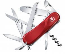 Нож складной Victorinox Evolution 2.3903.SE (85 мм, красный)