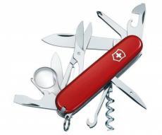 Нож складной Victorinox EcoLine Huntsman 3.3713 (91 мм, красный)