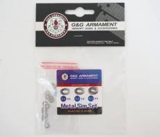 Набор шайб для шимминга (шимсет) G&G (G-10-026)
