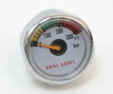 Манометр для пневматики Kral Puncher (At27/P1.15)