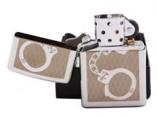 Зажигалка Zippo 28287 Handcuff Bling