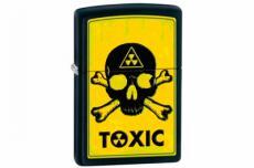 Зажигалка Zippo 28310 Toxic