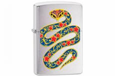 Зажигалка Zippo 28456 Year of the Snake